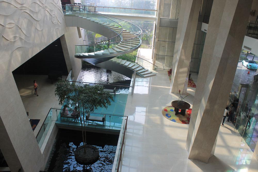 Indonesia Makassar Marble Hilton Hotel Bandung1