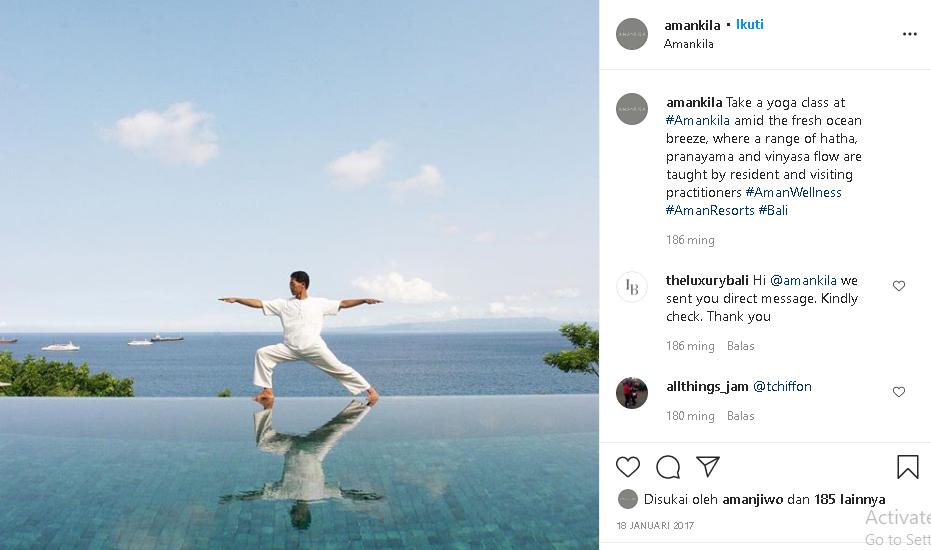 amankila-infinity-pool