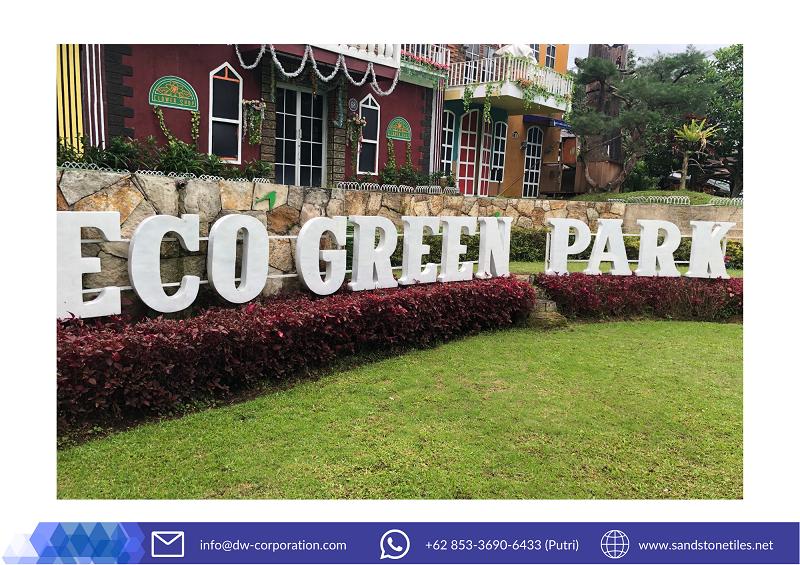 golden-palimo-sandstone-exterior-wall-eco-green-park-malang (2)